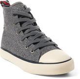 Ralph Lauren Falmuth High-Top Sneaker