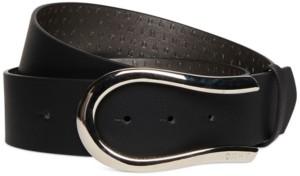 DKNY Buckle Belt