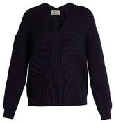 Acne Studios Bernice Chunky cotton-blend sweater