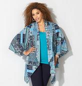 Avenue Patchwork Kimono