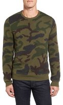 Dockers Camo Cotton Sweater