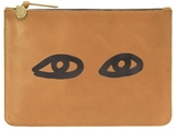 Clare Vivier Margot Supreme Flat Clutch
