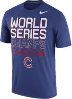 NIKE TEAM Men's Nike Chicago Cubs MLB World Series Championship Legend T-Shirt