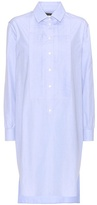 Burberry Chambray tunic shirt dress