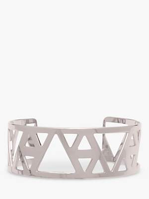 Merci Maman Personalised Triangle Cuff