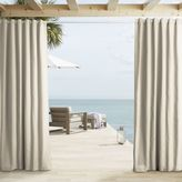 Outdoor Solid Curtains - Natural