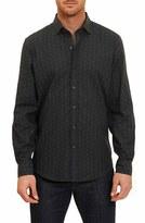 Robert Graham Men's Deven Tailored Fit Sport Shirt