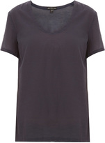 James Perse Silk Top