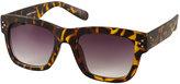 Square Plastic Sunglasses