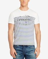 Polo Ralph Lauren Men's Big & Tall Cotton Graphic T-Shirt