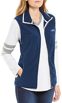 Lauren James Blakely Polar Fleece® Vest