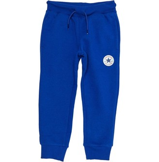 Converse Infant Boys Fleece Chuck Patch Joggers Blue