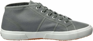 Superga 2754 Cotu Unisex Adults' Hi-Top Sneakers Grey (Grey Sage) 3.5 UK (36 EU)