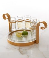Golden 6-Shot Tequila Set