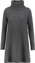 Madeleine Thompson Lyle ribbed wool and cashmere-blend mini sweater dress