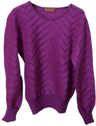 Missoni Purple Wool Knitwear for Women