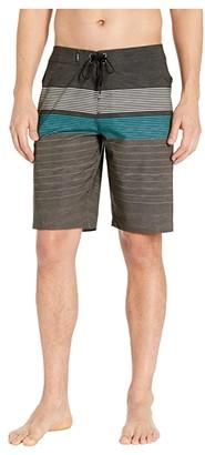 O'Neill Hyperfreak Heist Boardshorts (Cadet Blue) Men's Swimwear