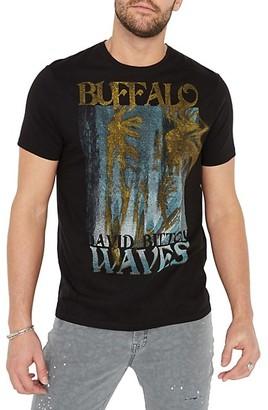 Buffalo David Bitton Graphic Crewneck T-Shirt