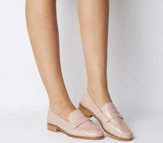 Office Friendship Soft Loafers Nude Leather