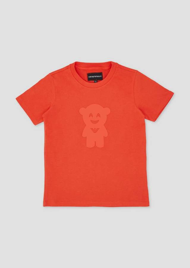 9addebdc4d Pure Cotton Manga Bear T-Shirt
