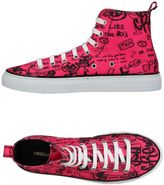 DSQUARED2 High-tops & sneakers - Item 11381411