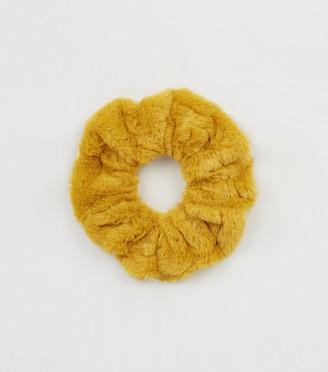 New Look Oversized Faux Fur Scrunchie