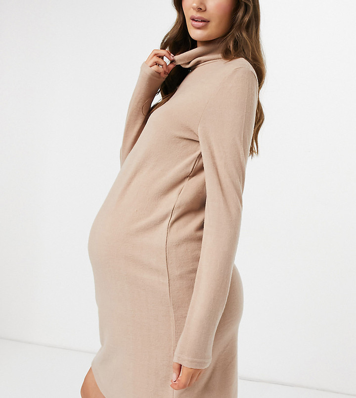 Maternity Sweater Dress Shop The World S Largest Collection Of Fashion Shopstyle
