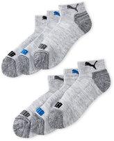 Puma Boys 8-20) 6-Pack Quarter Cut Socks