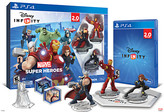 Disney Infinity: Marvel Super Heroes Starter Pack for PS4 (2.0 Edition)