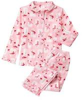 Gymboree Snowman Pajama Set
