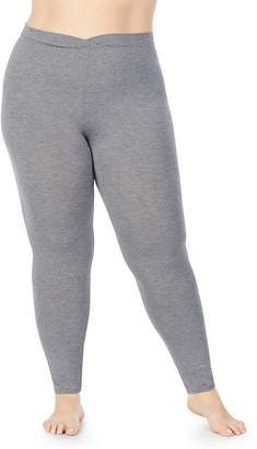 Cuddl Duds Softwear With Stretch Womens-Plus Pajama Pants