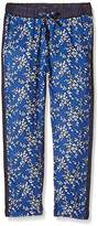Gant Girl's Sc. Cherry Blossom Pant Floral Trousers