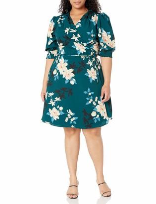 City Chic Women's Apparel Women's Plus Size Short Sleeve