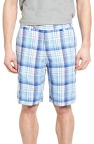 Tommy Bahama Men's Big & Tall Island Duo Reversible Linen Shorts