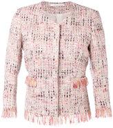 Tagliatore bouclé blazer - women - Cotton/Nylon/Polyester/Polyacrylic - 38