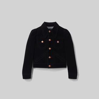 Marc Jacobs The Velveteen Jean Jacket