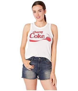 Lucky Brand Women's Cherry Coke Tank TOP
