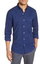 Bonobos Men's Slim Fit Solid Sport Shirt