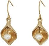 The Sak Calla Lily Drop Earrings