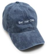 Steve Madden Denim 'Bad Hair Day' Baseball Cap
