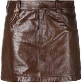 Chloé fitted mini skirt