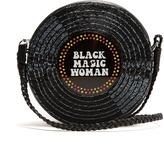 SARAH'S BAG Black Magic Woman crossbody bag