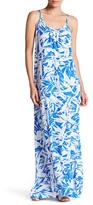 Melissa Odabash Angelina Tropical Maxi Dress