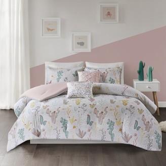 Urban Habitat Home Essence Kids Flora Cotton Printed Comforter Set