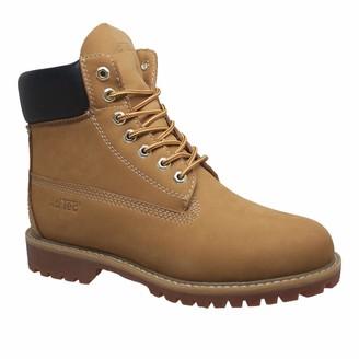 "AdTec Ad Tec 6"" Nubuck Boots for Women Industrial Grade Steel Toe"