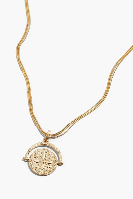 Thumbnail for your product : Country Road Disc Pendant
