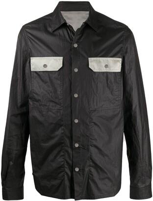 Rick Owens Lightweight Shirt Jacket