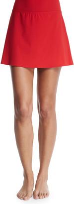 Karla Colletto Flared Swim Skirt