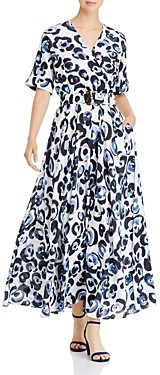 Lafayette 148 New York Agneta Printed Dress