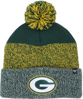 '47 Green Bay Packers Static Cuff Pom Knit Hat